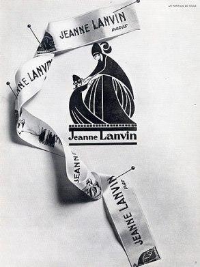 Lanvin 1950 Ribbon Label Iribe J05_050_lanvin_1950_v2