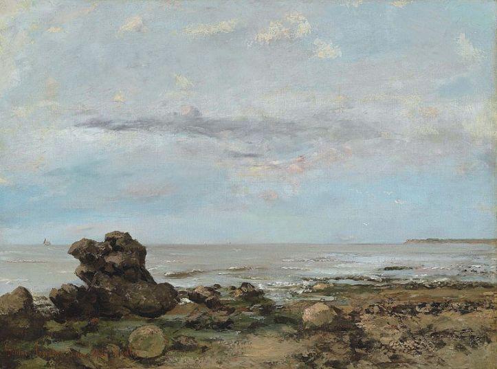 800px-Gustave_Courbet_-_La_plage_à_Trouville_(1865).jpg