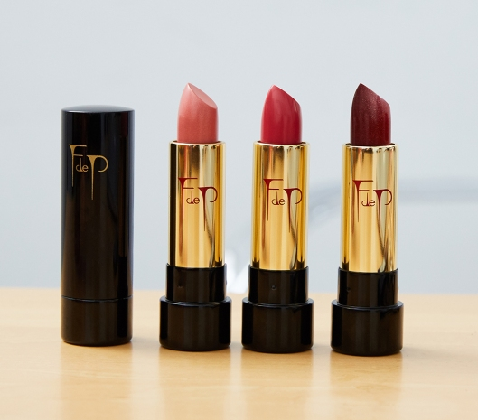 Femme de Poppy three lipsticks
