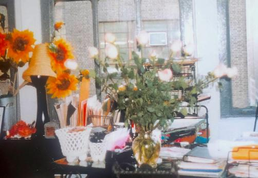 Roses in Anna Sui's office.jpg