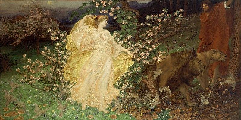 Venus and Anchises William Blake Richmond.jpg